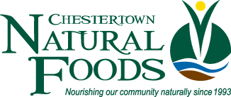 chestertown natural foods logo